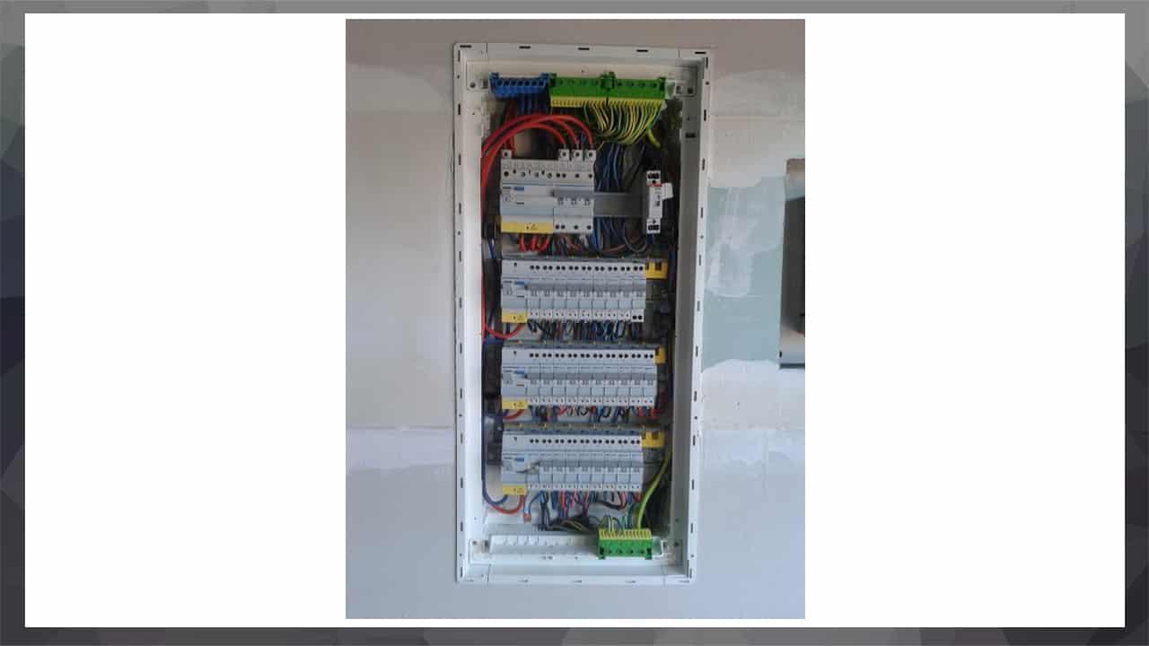 rénovation tableau électrique ambes